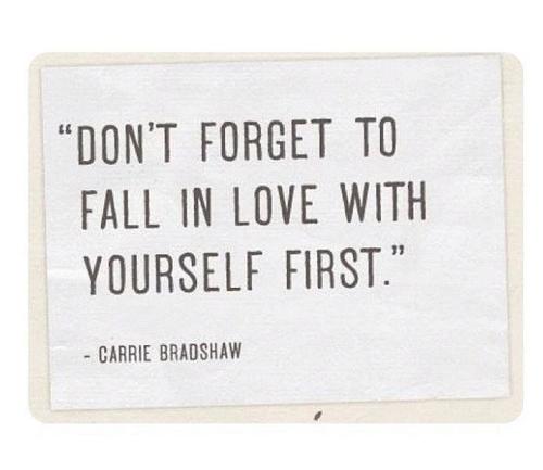Liefde voor jezelf