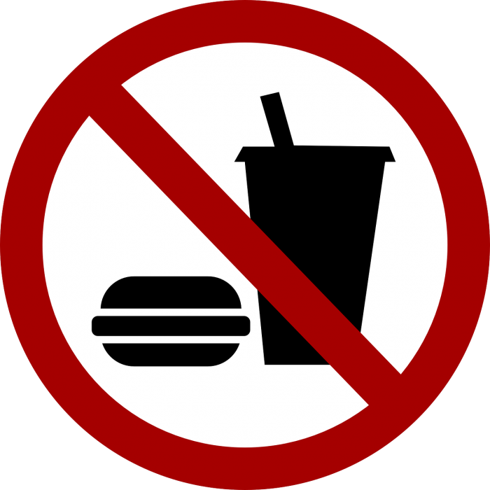 Verboden voedsel